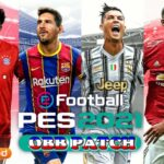 PES 2021 Mobile APK Patch Android Download