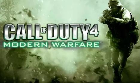 2007 Call of Duty 4: Modern Warfare