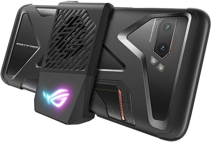Asus ROG Phone 2 best gaming phone design