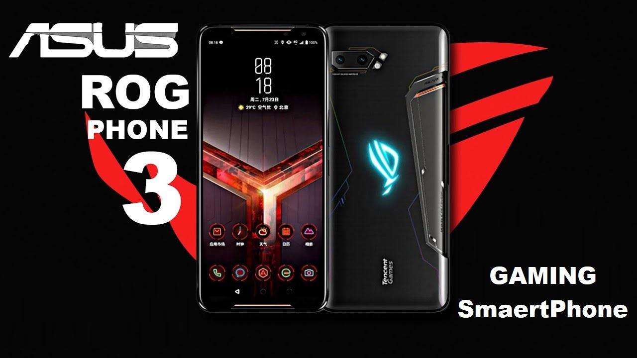 Asus ROG Phone 3 powerful gaming smartphone