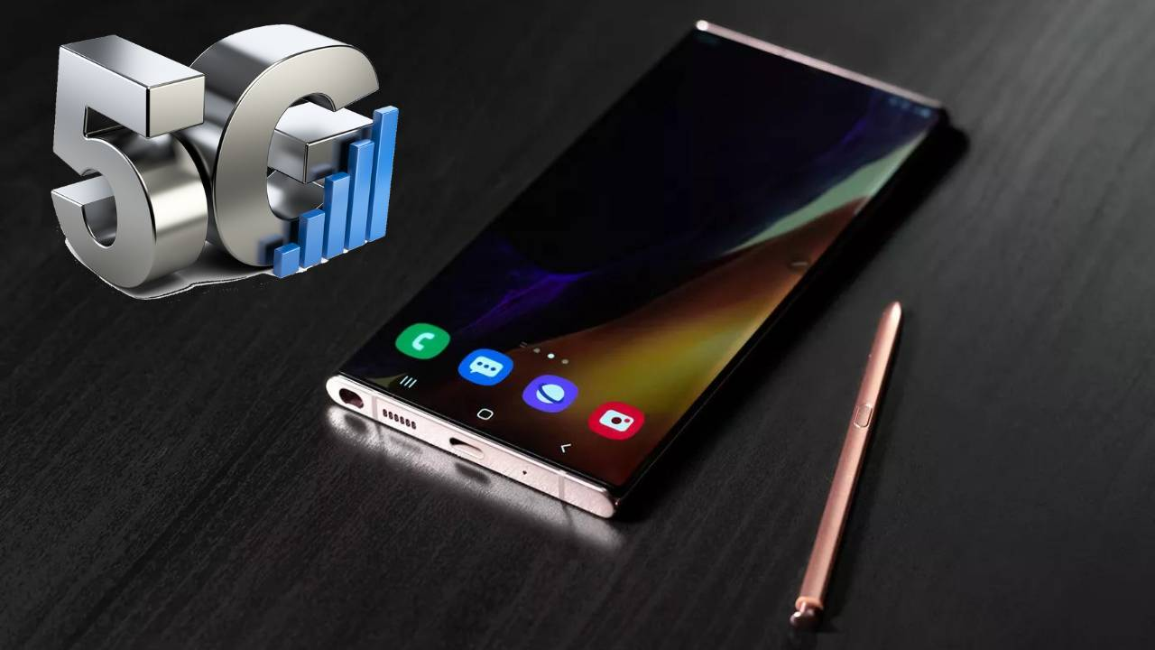 Best 5G phones for you in 2020