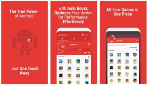 Game Booster – Play Games Faster And Smoother
