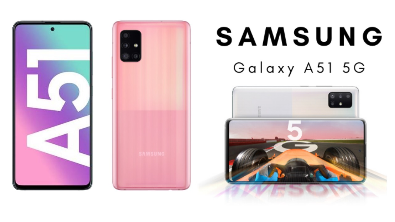 Galaxy A51 best cheapest Samsung's 5G phone