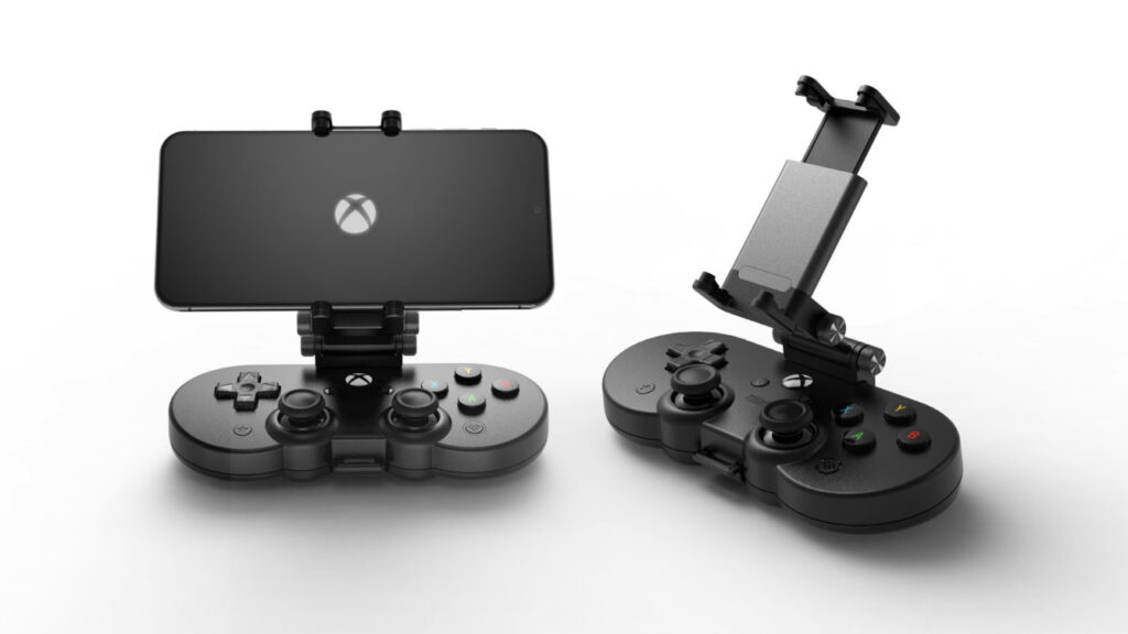 Xbox new mobile gaming controllers