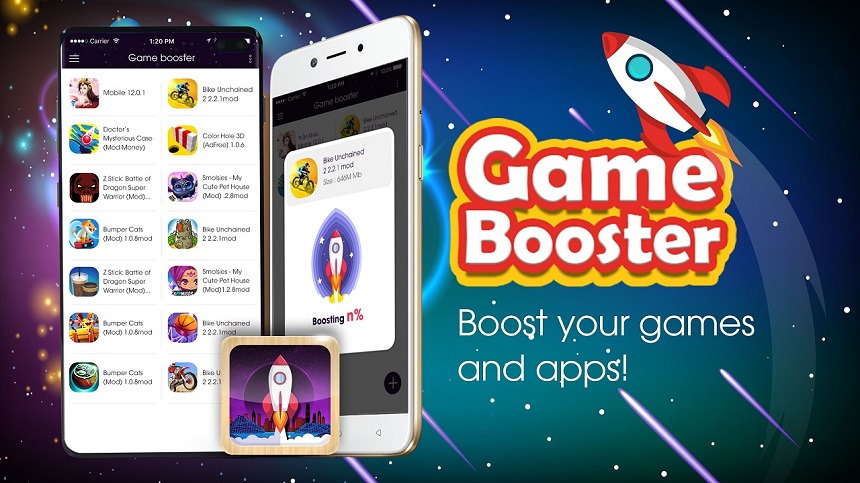 gamebooster for android