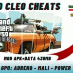 Gta SA Lite Compressed CLEO Cheats Android Download