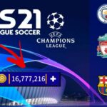 DLS 21 UCL APK Mod Champions League Edition Download