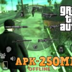 GTA 5 Android Mod Offline No Verification Download