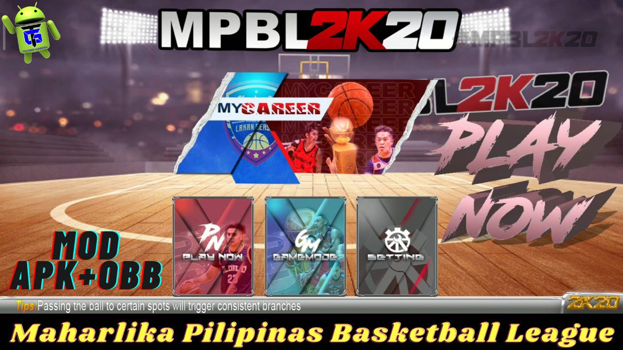 MPBL 2K20 Mod APK Patch OBB Download