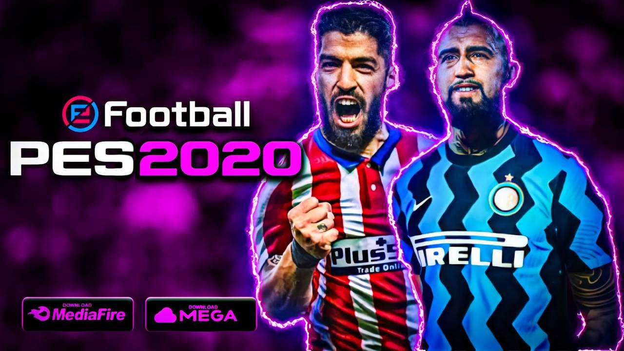 PES 2020 Offline PPSSPP with PS4 Camera Android Download