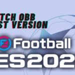 PES 2020 Mobile Patch APK OBB Download