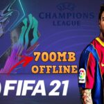 FIFA 21 Mod Android Offline New Kits 2021 Download