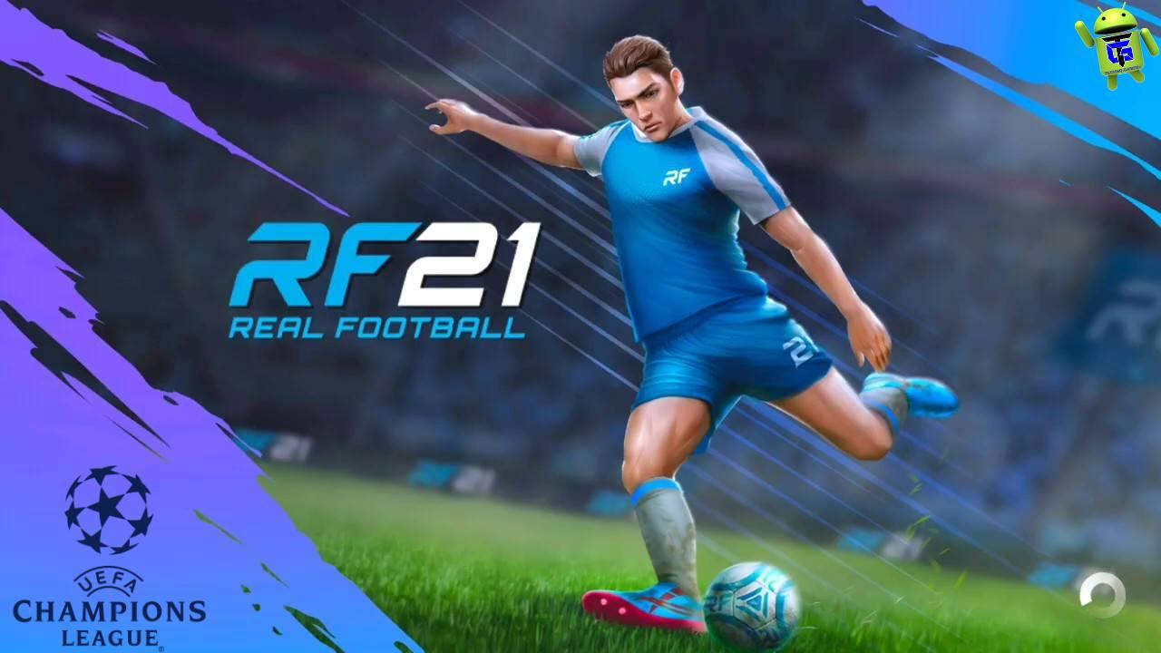 RF 21 Real Football 2021 Apk MOD Offline HD Download