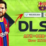 DLS 21 Apk Mod Barcelona Team 2021 Download for Android