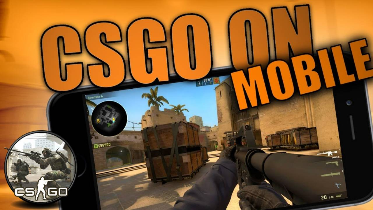 CS GO Mobile APK Android Download