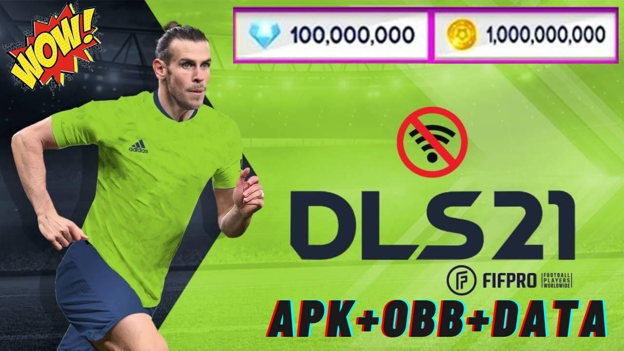 Dream League Soccer 2021 Dls 21 unlimited coins diamond Download