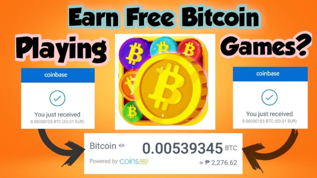 Earn Real Bitcoin Free to Play Games