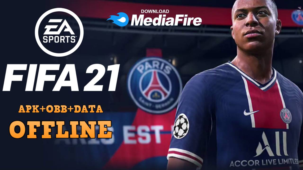FIFA 21 APK Android Offline 900MB Download