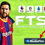 FTS 21 First Touch Soccer 2021 Android Offline Download