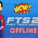 FTS 21 First Touch Soccer 2021 Mod Offline Download