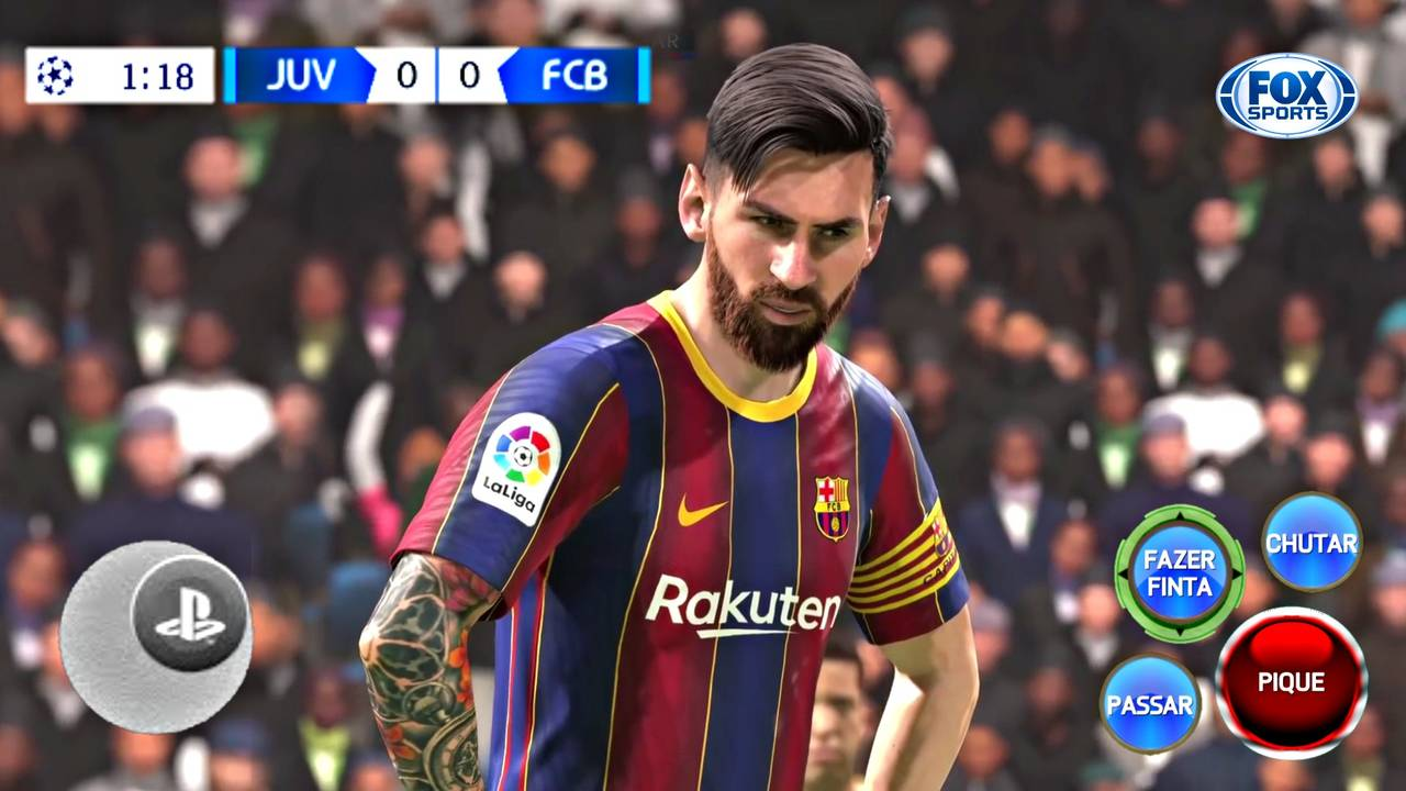 FIFA 21 Android Offline PS5 Graphics MediaFire Download