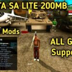 GTA San Andreas Lite Apk Mod Download