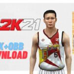 PBA 2K21 Mod APK OBB Android Download