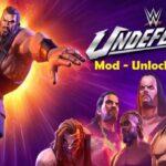 WWE 2K21 Apk Mod Unlimited Money Crack Download
