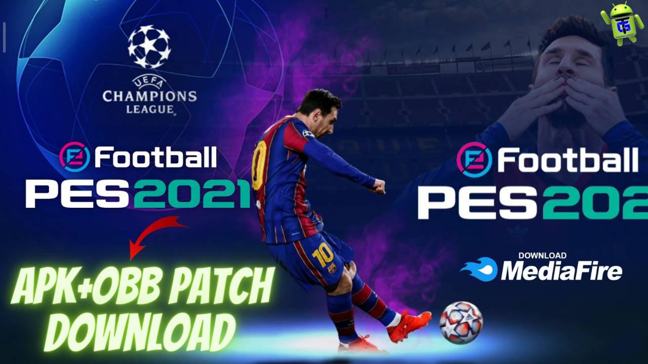 PES 2021 APK Patch Unlimited Money Download