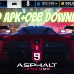 Asphalt 9 Legends MOD APK+OBB Unlocked Download