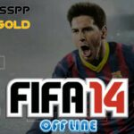 FIFA 14 PPSSPP for Android Download