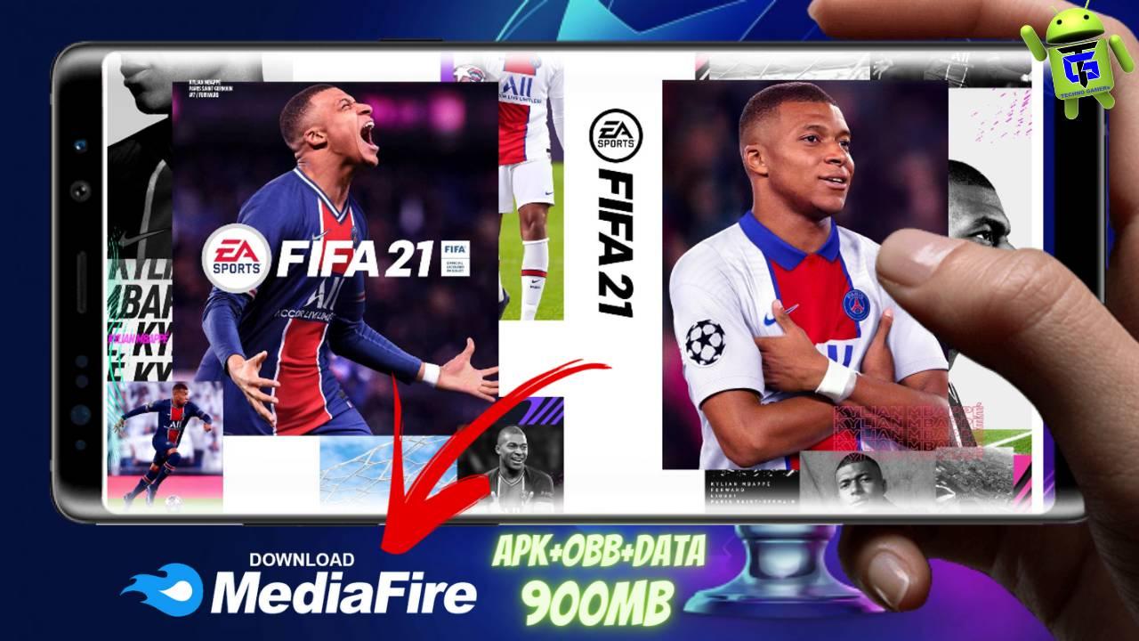 FIFA 21 Mod APK Data UCL Offline Download