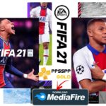FIFA 21 PPSSPP Gold Offline 2021 for Android Download