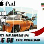 GTA San Andreas ipa iPhone iOS Download