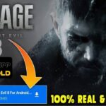 Resident Evil 8 PPSSPP + APK for Android Download