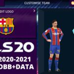 DLS20 Barcelona New Kits 2021 Android Download
