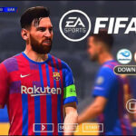 FIFA 22 PPSSPP Android Kits 2022 Download