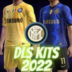 Inter Kits 2022 DLS 21 Logo Dream League Soccer