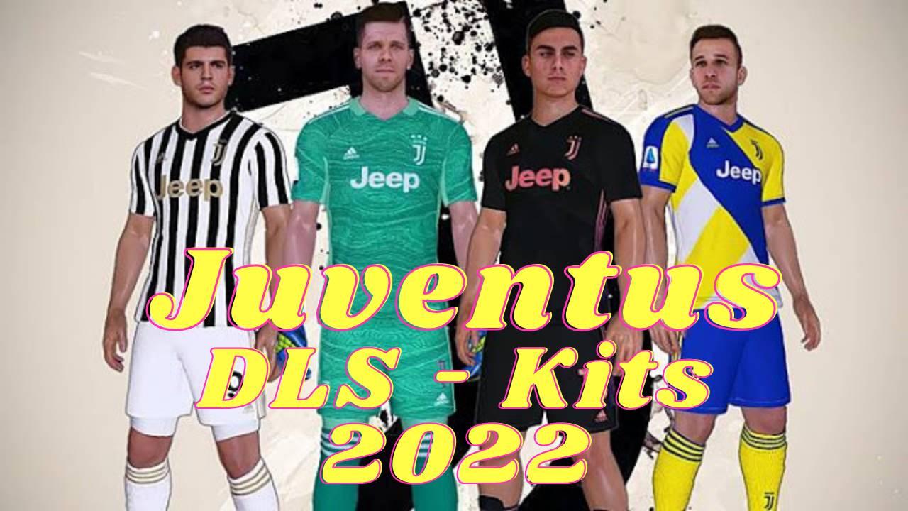 DLS Kits Juventus Kits 2022 Dream League Soccer FTS