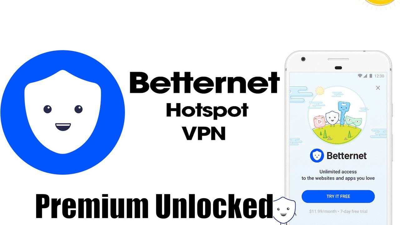 Betternet VPN Premium Mod APK Download