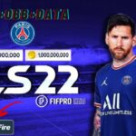 DLS 22 APK Data Messi on PSG Kits 2022 Download
