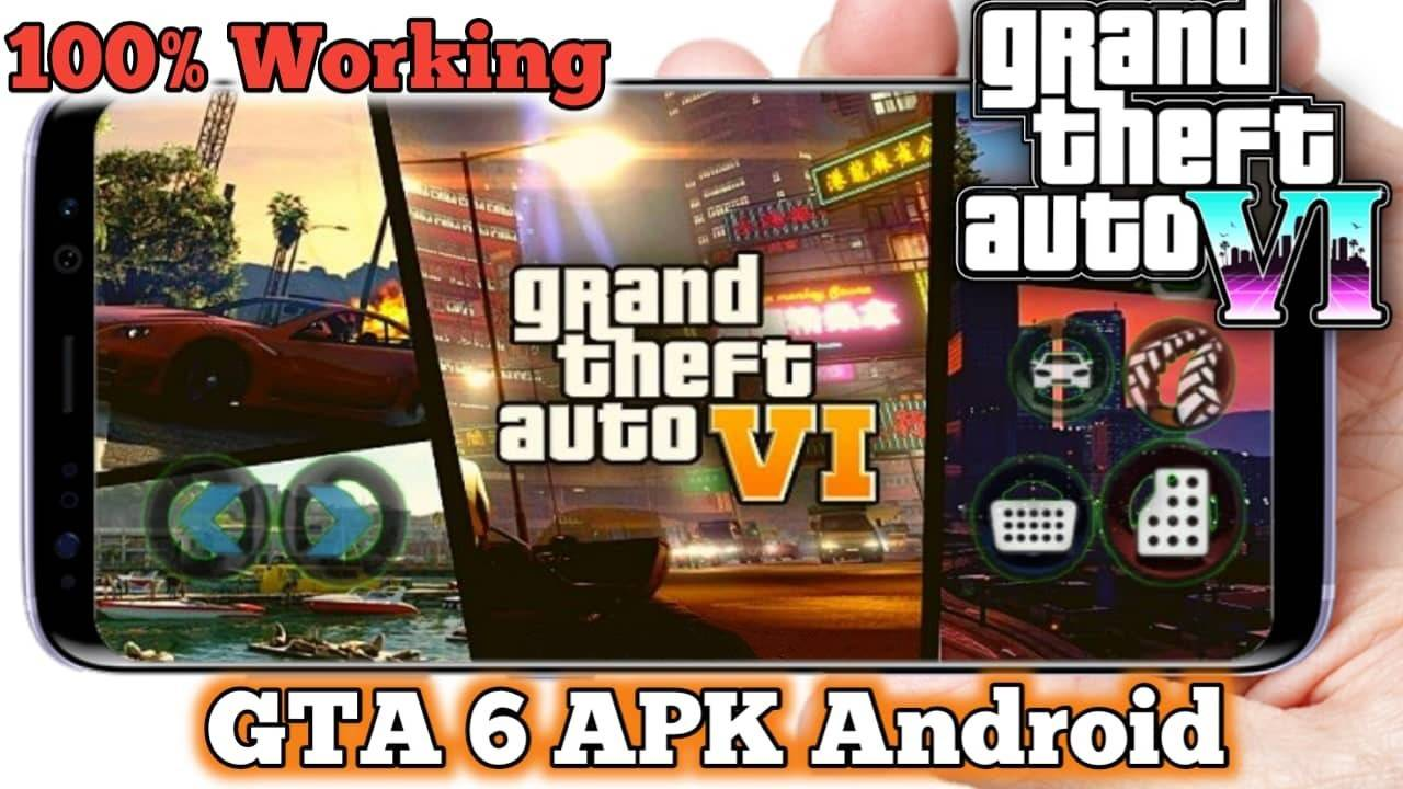 Download GTA 6 PPSSPP Android Highly Compressed