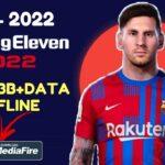 WE 22 - Winning Eleven 2022 Mod Apk Offline Download