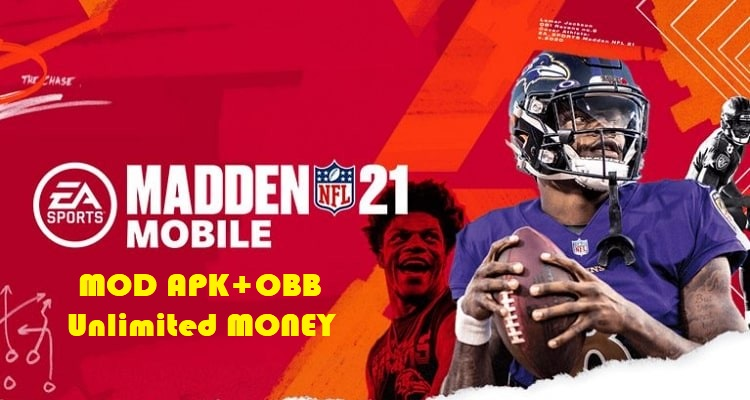 NFL 21 APK Mod Money Unlocked Download