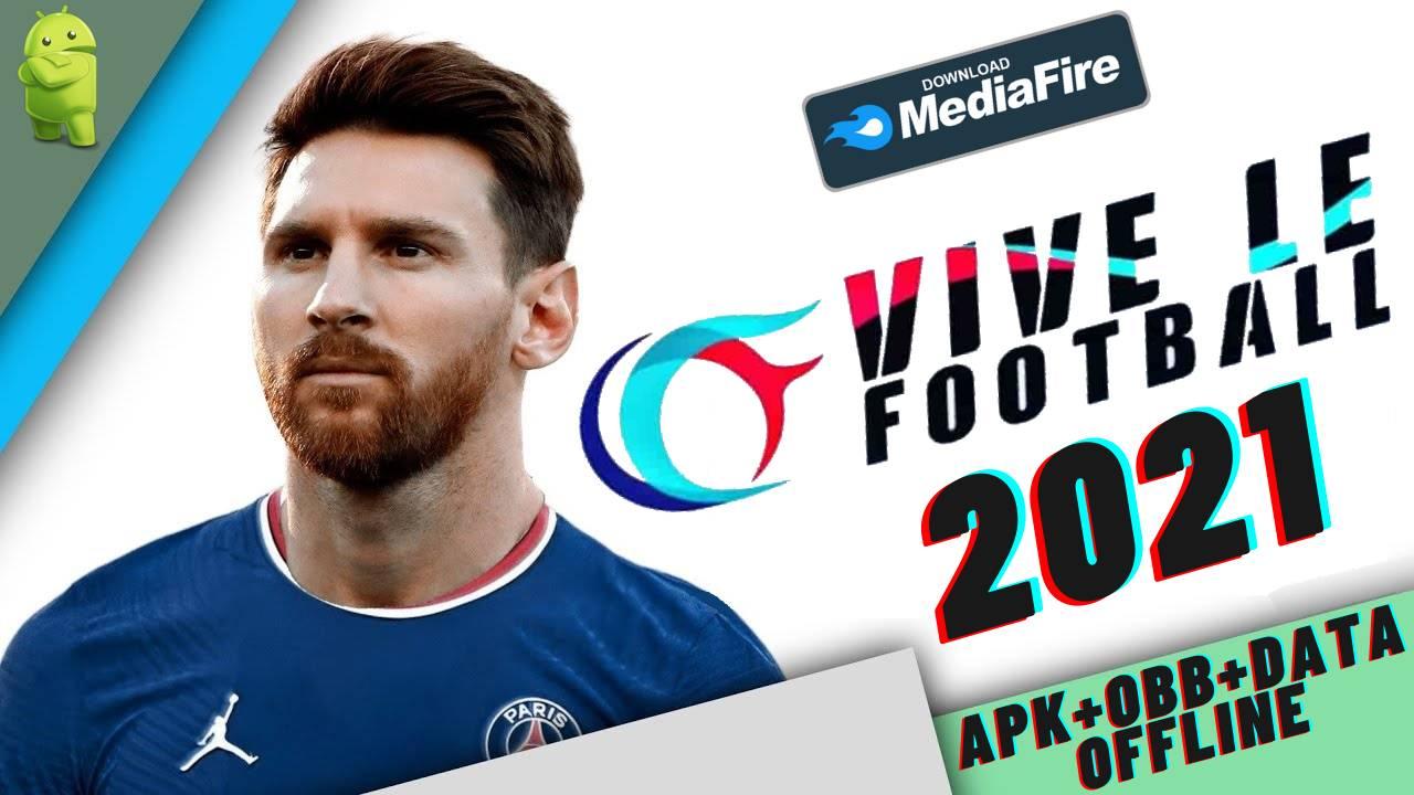 Vive Le Football VLF 2021 APK Mod Download