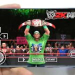 WWE 2K14 PPSSPP 2021 for Android Download