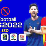 PES 2022 PPSSPP English Update Kits Transfers Download
